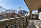 Val d'Isère Location Appartement Luxe Violane Terrasse