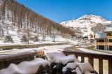 Val d'Isère Location Appartement Luxe Virlite Balcon