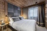 Val d'Isère Luxury Rental Appartment Virlite Bedroom