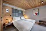 Val d'Isère Luxury Rental Appartment Virlonte Bedroom 2