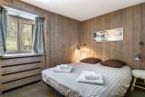 Val d'Isère Location Appartement Luxe Viteli  Chambre 4