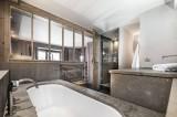 Val d'Isère Location Appartement Luxe Viteli Salle De Bain 2