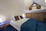 Val d'Isère Location Appartement Luxe Vizir Chambre