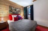 Val d'Isère Location Appartement Luxe Vizir Chambre 2