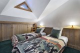 Val d'Isère Location Appartement Luxe Vizir Chambre 4