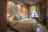 Val d'Isère Location Chalet Luxe Grenat Almandin Chambre 2