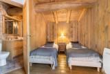 Val d'Isère Luxury Rental Chalet Jaden Bedroom 5