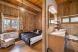 Val d'Isère Luxury Rental Chalet Jaden Bedroom 6