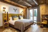 Val D'Isère Luxury Rental Chalet Umbate Bedroom 3