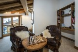 Val D'Isère Luxury Rental Chalet Umbate Games Room