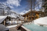 Val D'Isère Luxury Rental Chalet Umbate Jacuzzi
