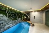 Val D'Isère Luxury Rental Chalet Umbate Pool 2