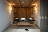Val D'Isère Luxury Rental Chalet Umbate Massage Room