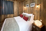Val D'Isère Luxury Rental Chalet Umbite Bedroom 2