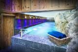 Val D'Isère Luxury Rental Chalet Umbite Pool