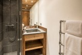 Val D'Isère Luxury Rental Chalet Umbite Shower Room 2