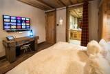 Val D'Isère Luxury Rental Chalet Umbute Bedroom 6