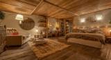 Val D'Isère Luxury Rental Chalet Umbute Bedroom