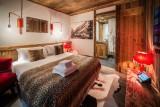 Val D'Isère Luxury Rental Chalet Umbute Bedroom 5