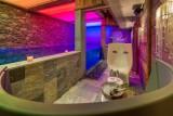 Val D'Isère Luxury Rental Chalet Umbute Relaxing Area