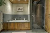 Val D'Isère Luxury Rental Chalet Umbute Bathroom 2