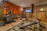 Val D'Isère Luxury Rental Chalet Umbute Fitness Room 2