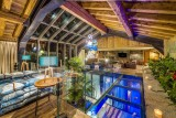 Val D'Isère Luxury Rental Chalet Umbute Living Room 2