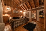 Val d'Isère Location Chalet Luxe Unakite Chambre 1
