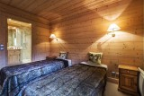 Val d'Isère Location Chalet Luxe Vabanite Chambre 2