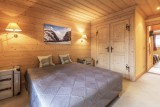 Val d'Isère Location Chalet Luxe Vabanite Chambre 3