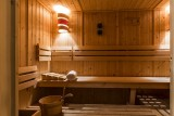 Val d'Isère Location Chalet Luxe Vabanite Sauna