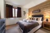 Val d'Isère Luxury Rental Chalet Vabodia Bedroom 2