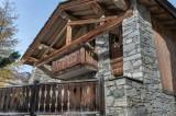 Val d'Isère Luxury Rental Chalet Vabodia Exterior