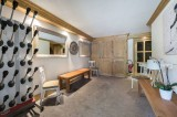 Val d'Isère Luxury Rental Chalet Vabodia Ski Room