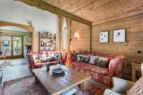 Val d'Isère Luxury Rental Chalet Vabodia Living Area 3