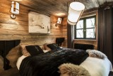 Val d'Isère Location Chalet Luxe Vasel Chambre 3