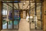 Val d'Isère Luxury Rental Chalet Vasel Swimming Pool