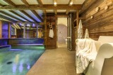 Val d'Isère Luxury Rental Chalet Vasel Swimming Pool 2