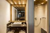 Val d'Isère Luxury Rental Chalet Vasel Bathroom