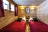 Val d'Isère Location Chalet Luxe Vauxate Chambre 5