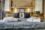 Val D'Isère Location Chalet Luxe Vonsanite Chambre 5