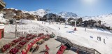Val Thorens Rental Apartment Luxury Valekite Terrace
