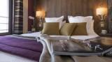 Val Thorens Rental Apartment Luxury Valikite Bedroom