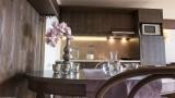 Val Thorens Rental Apartment Luxury Valikite Kitchen