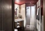 Val Thorens Rental Appatment Luxury Valykite Bathroom