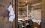 val-thorens-location-appartement-luxe-volcinite Salle De Bain