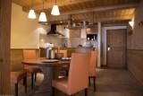 Val Thorens Location Appartement Luxe Volfsenite Cuisine