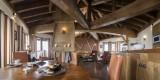 Val Thorens Location Appartement Luxe Volfsinite Salon 1