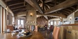 Val Thorens Location Appartement Luxe Voltaite Salon 1