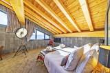 Val Thorens Luxury Rental Chalet Olidan Bedroom 2